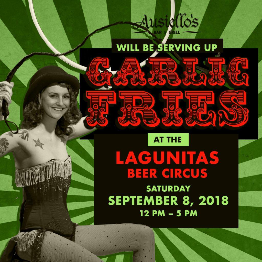 Lagunitas Circus Facebook Advertising Campaign