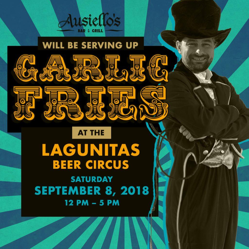 Lagunitas Circus Instagram Advertising Campaign
