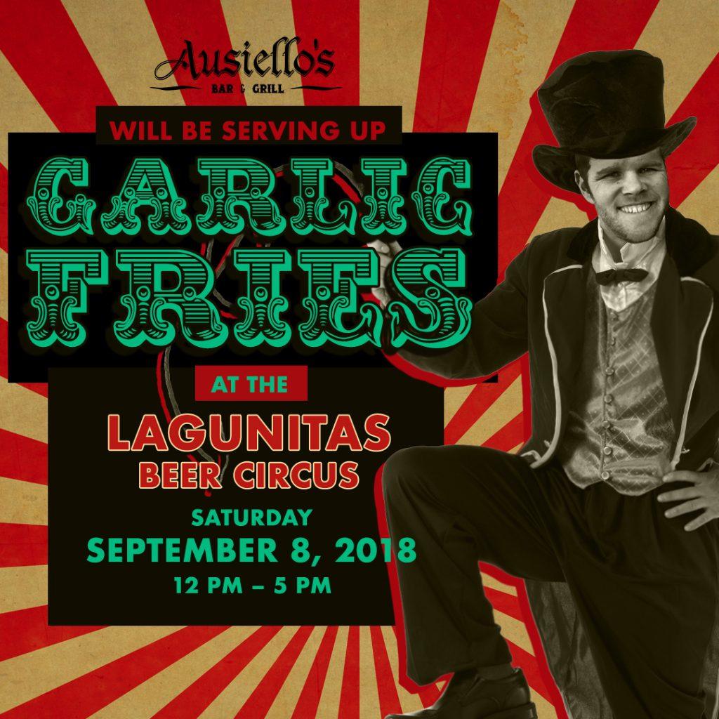 Lagunitas Circus Instagram Campaign