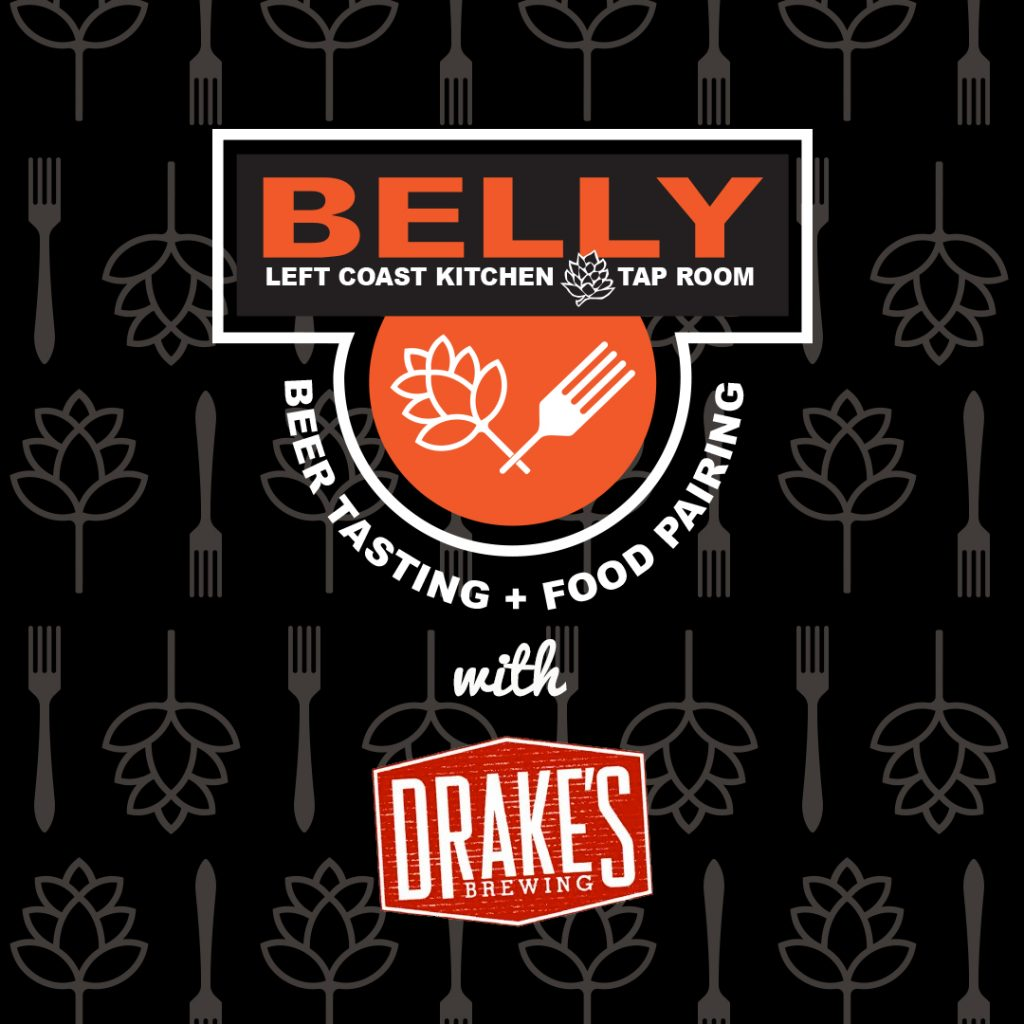 Drakes Beer + Food Pairing Belly Social Media Marketing