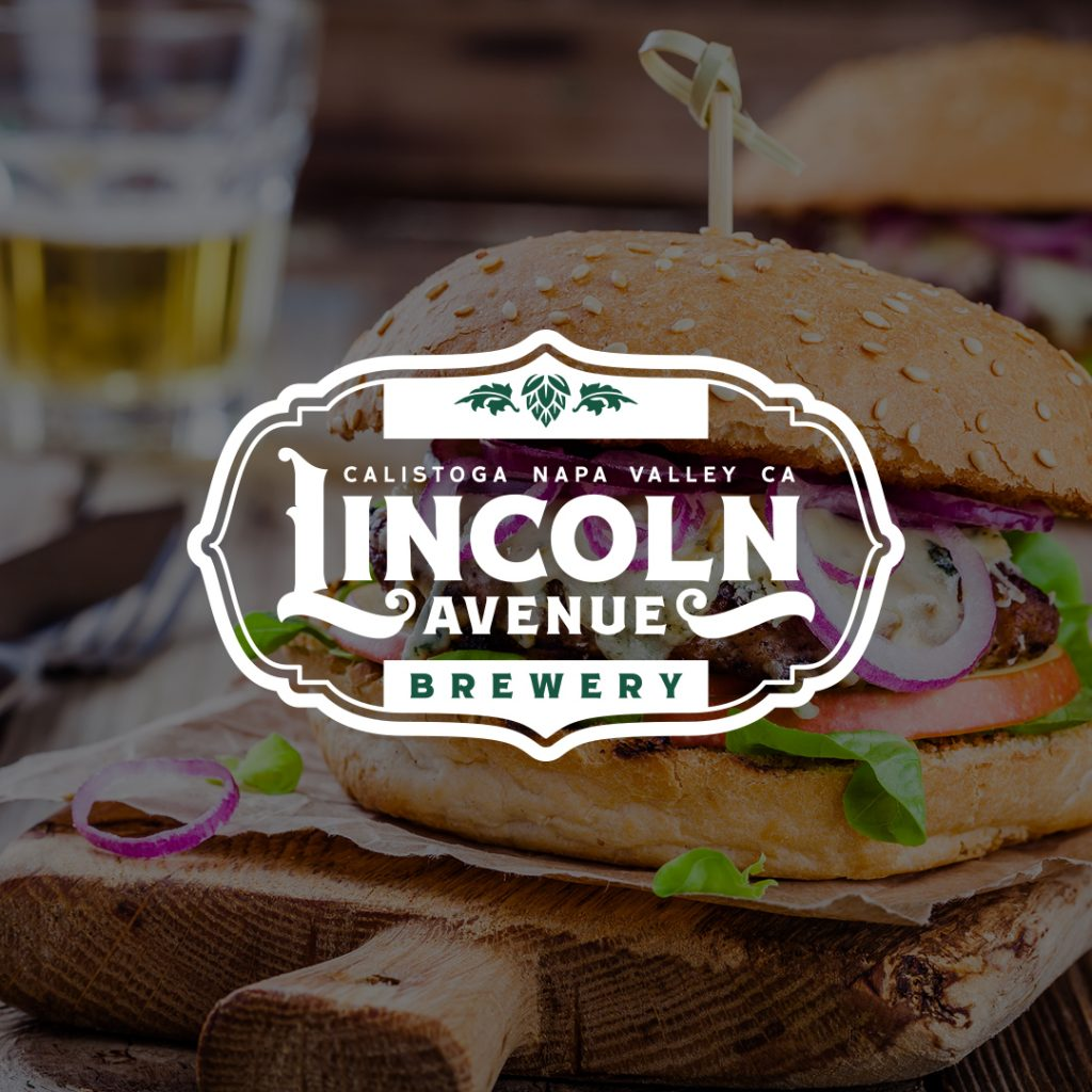 Lincoln Avenue Brewery Web Design Santa Rosa